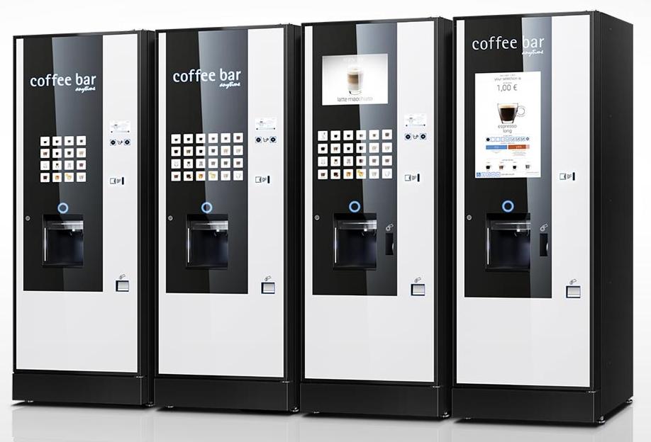 Кофейные аппараты для вендинга