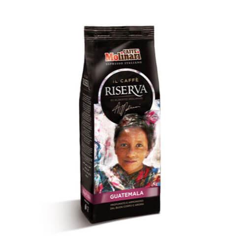 GROUND COFFEE RISERVA GUATEMALA 250GR. FLOW BAG